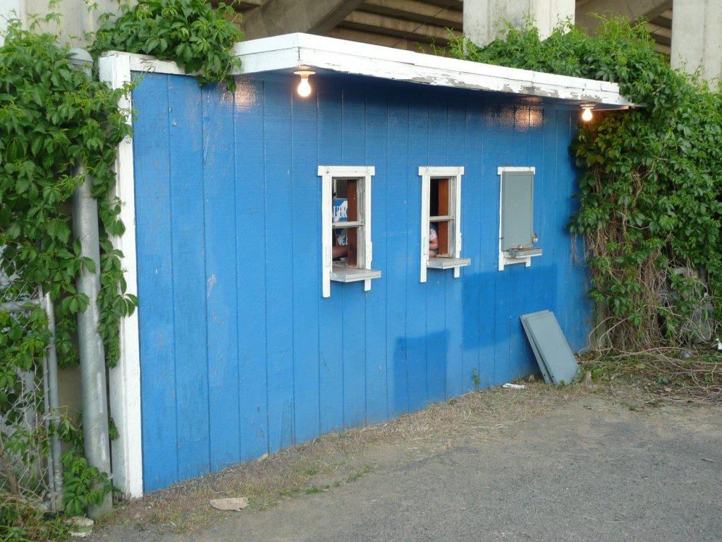 1.Ticket Office