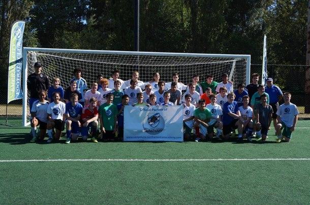 2014 UC Samp Camp U15-U18