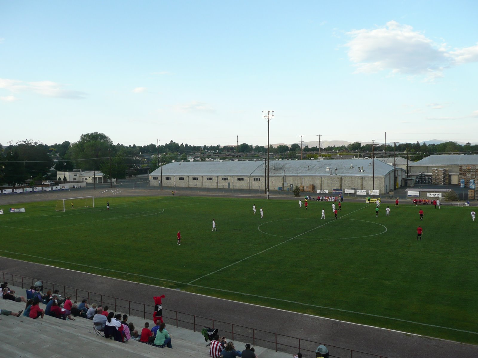 Fall Day at Houck Stadium « Cape Girardeau History and Photos