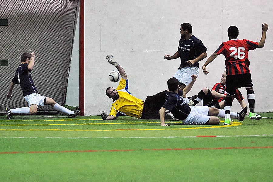 Inside Indoor Soccer: Be brave, be a goalkeeper!