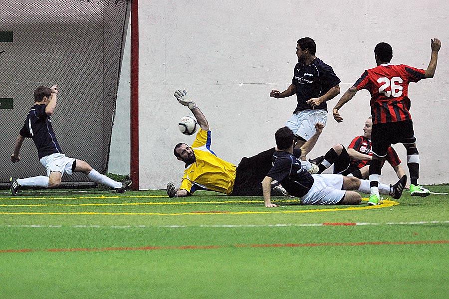 Inside Indoor Soccer: Be brave, be agoalkeeper!