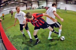 Inside Indoor Soccer: Most-used teamformations