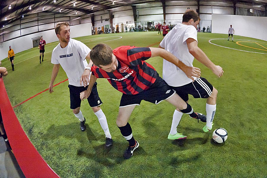 Inside Indoor Soccer Most Used Team Formations