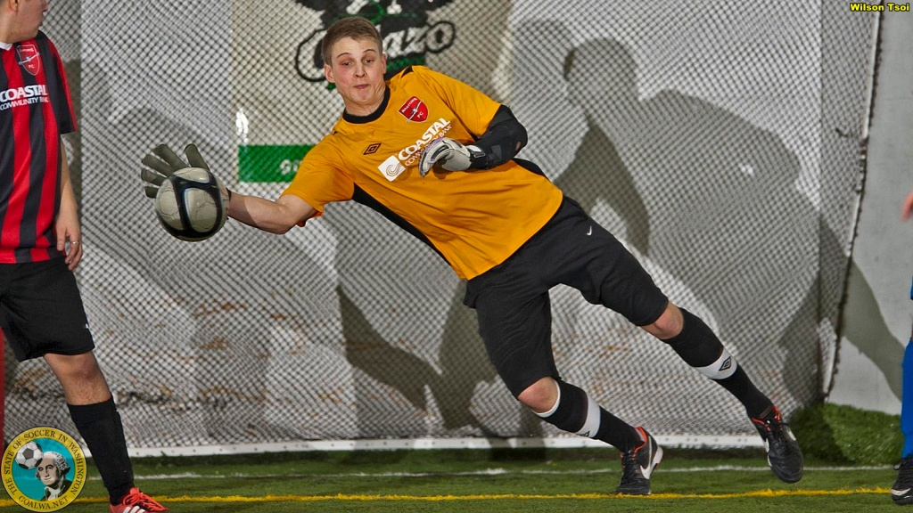 Jeff Renslo of WISL club Arlington Aviators. (Wilson Tsoi)
