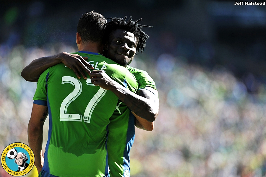 Sounders bounce back to top ChivasUSA