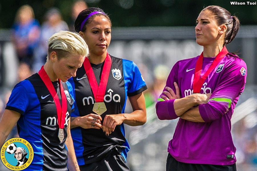 Picture Perfect: NWSL Final by Wilson Tsoi