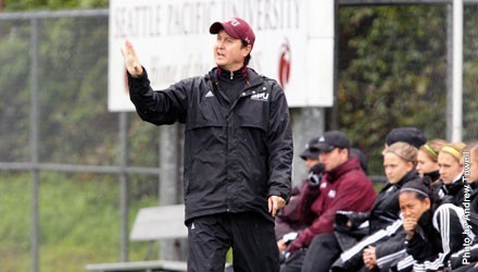 SPU Head Coach Chuck Sekyra sits on 199 wins entering this week of play. (School photo)