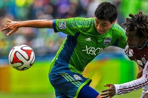 Picture Perfect: Sounders edge Rapids