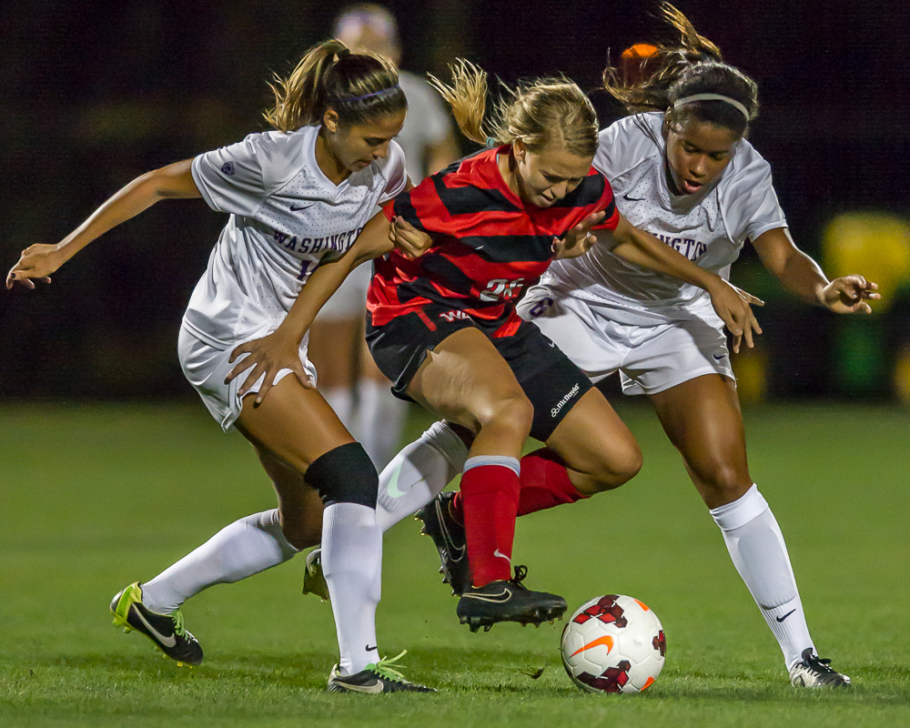 Picture Perfect: Seattle U hosts Washington Women