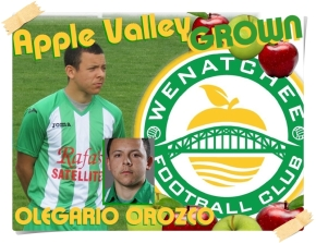 Apple Valley Grown: Olegario Orozco raises his game with Wenatchee FC