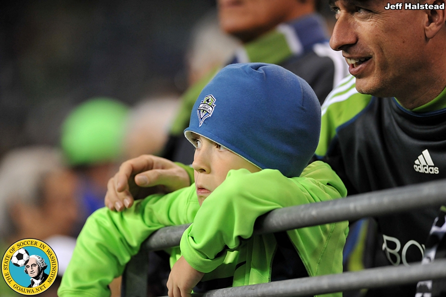 Picture Perfect: Sounders remain Cascadia Cupunder-achievers