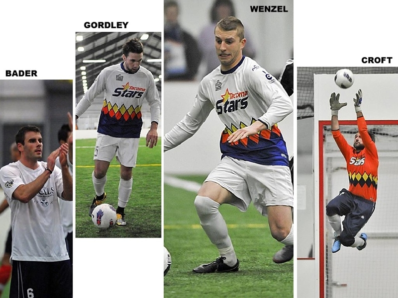 Former Stars to invade Tacoma with Seattle Impact FC Saturday night