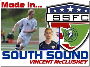 Made in South Sound: For McCluskey, pro dreams started with SSFC