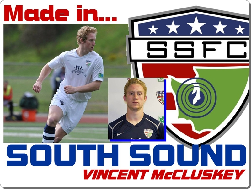 Made in South Sound: For McCluskey, pro dreams started withSSFC