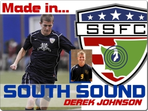 Made in South Sound: Derek Johnson
