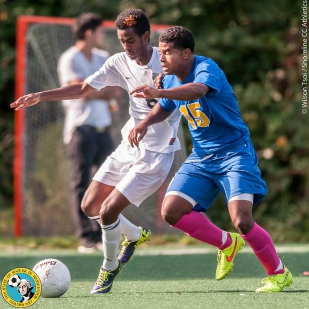 Men's Soccer Edmonds CC @ Shoreline CC