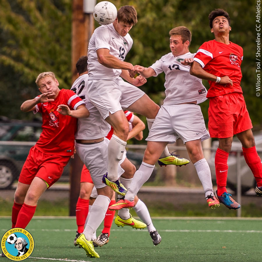 Picture Perfect: Wilson Tsoi shoots Shoreline Dolphins soccer
