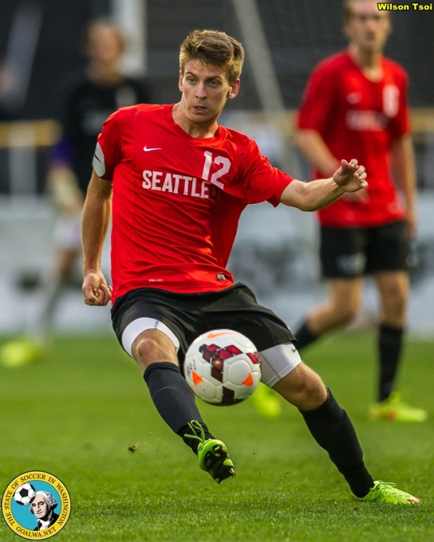 Men's Soccer UNLV @ Seattle University