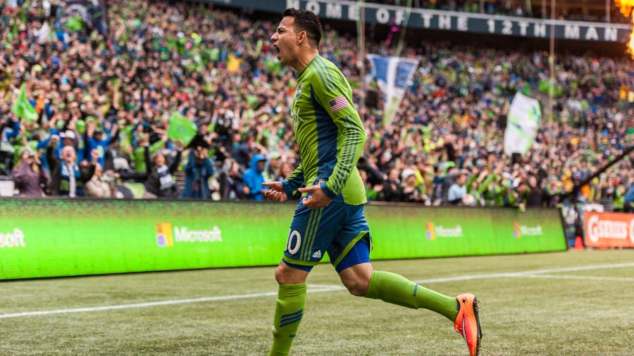 Picture Perfect: Sounders secure first SupportersShield