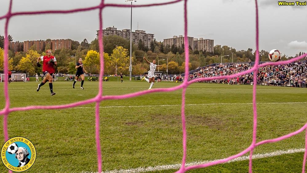 Women's Soccer Arizona @ Washington