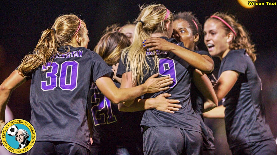 Picture Perfect: Washington Women slip past Sun Devils