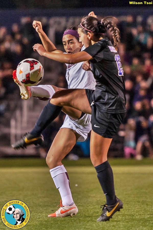 Women's Soccer Arizona State @ Washington