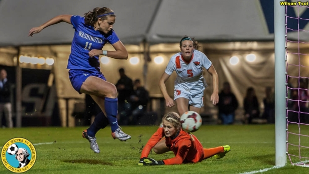 Women's Soccer Oregon State @ Washington