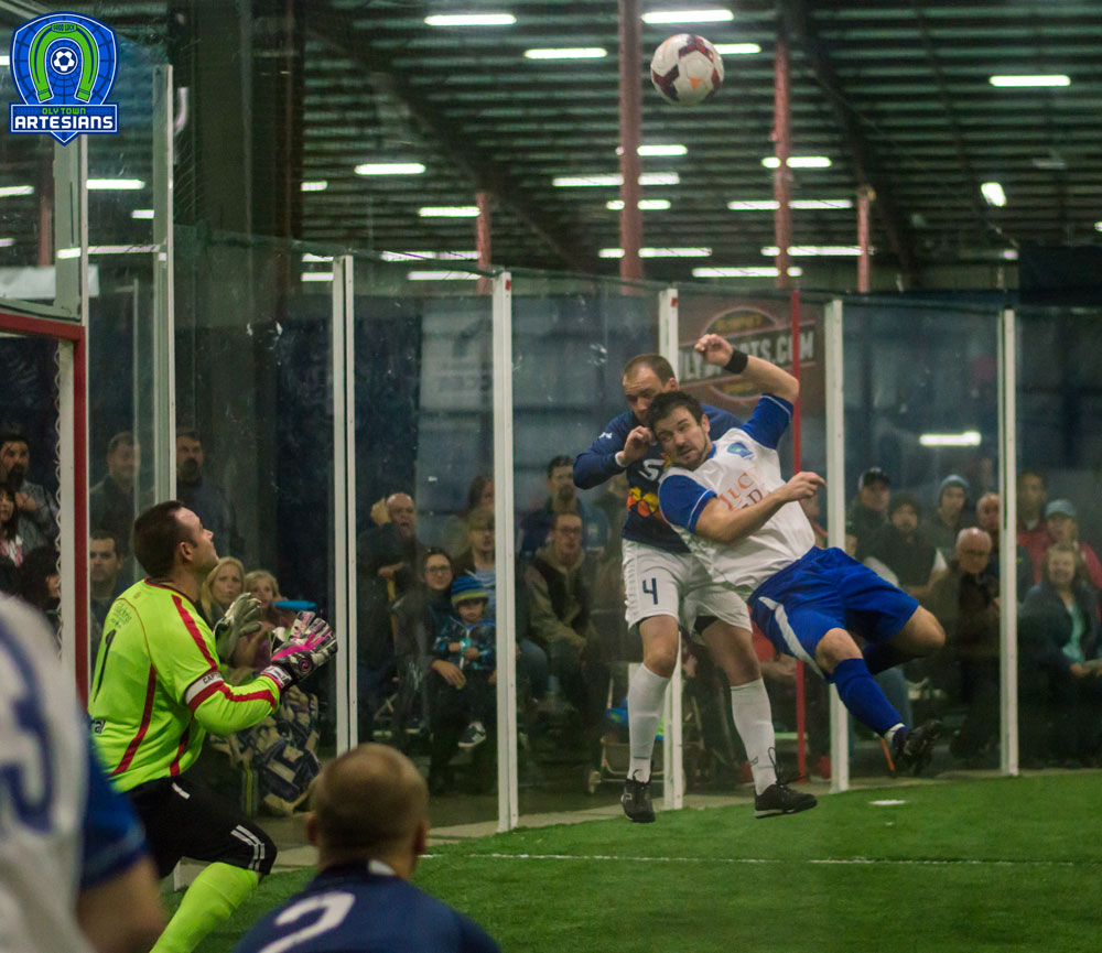 Inside Indoor Soccer Scores From The Weekend Goalwa Net