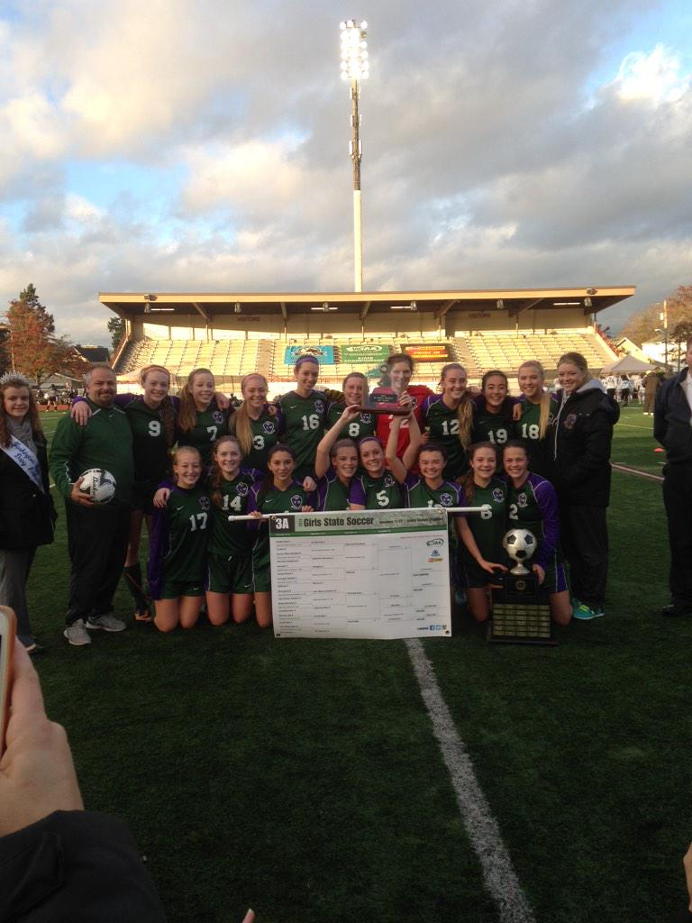 Edmonds-Woodway: 3A Champs. (WIAA)