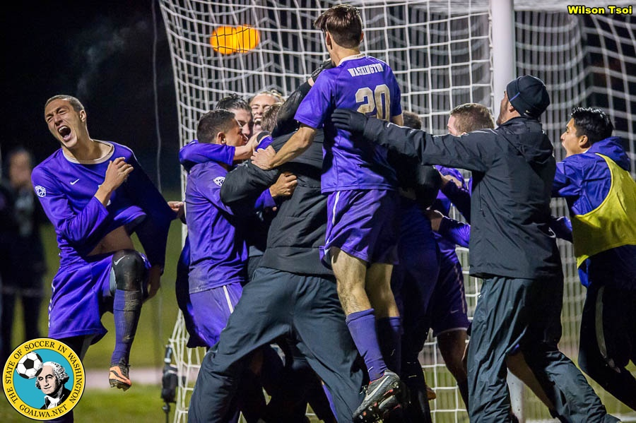 Picture Perfect: Purple prevails in penalty kick shootout