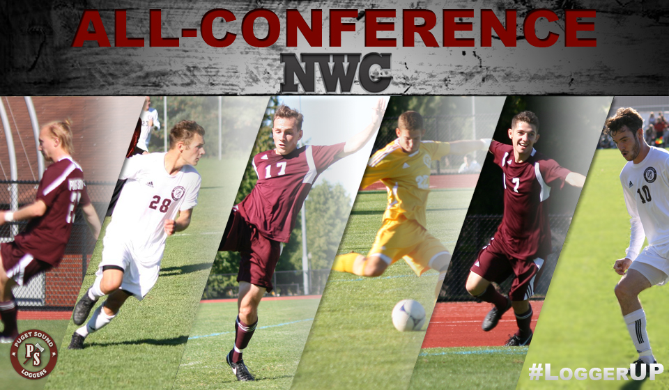 Loggers Men place six on NWC All-Conferenceteams