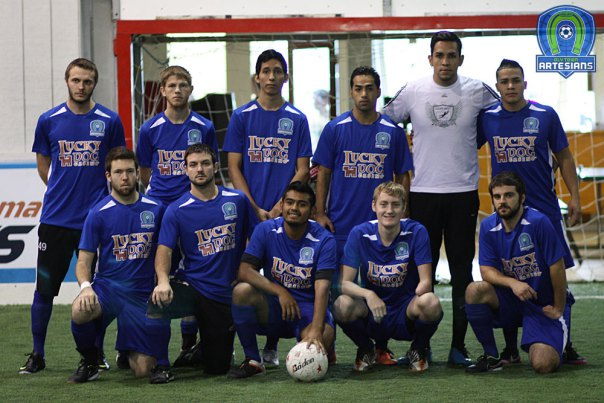 Rancipher, Stalnik Lead Artesians at Northwest Indoor Soccer Invitational