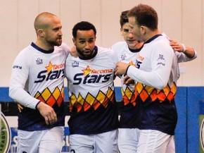 Tacoma Stars mark return to indoorsoccer