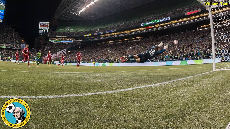 FC Dallas at Seattle Sounders FC