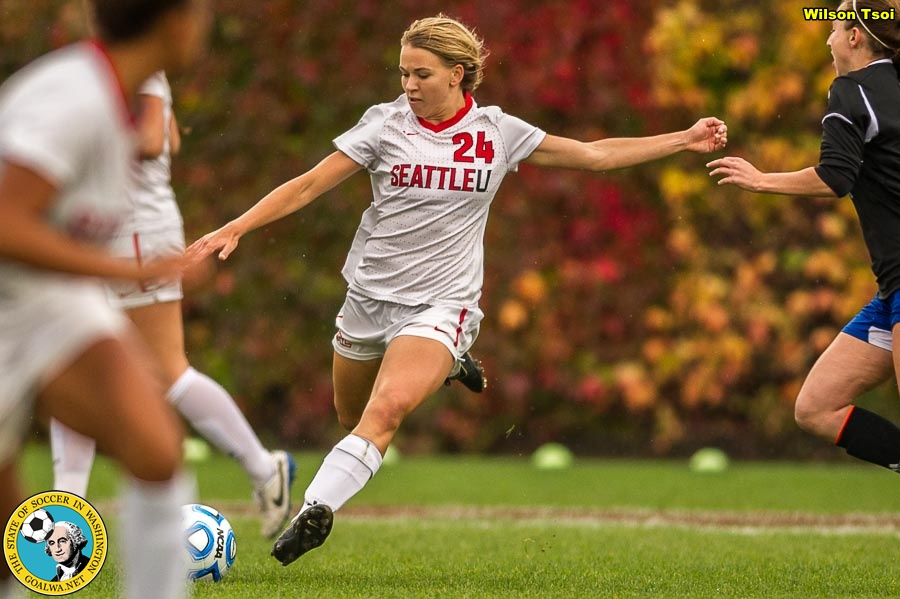Seattle U's Verdoia Named Academic All-America® of the Year