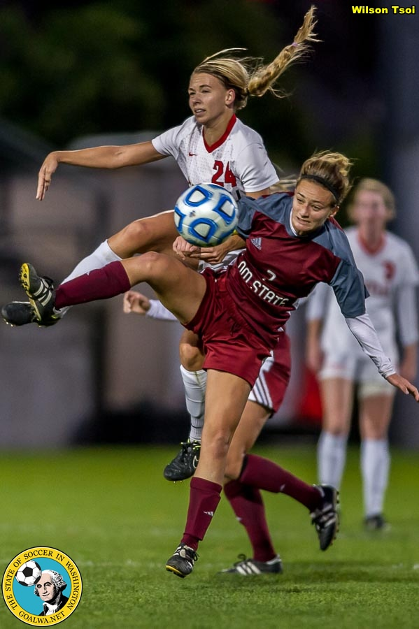 Women's Soccer New Mexico State @ Seattle University