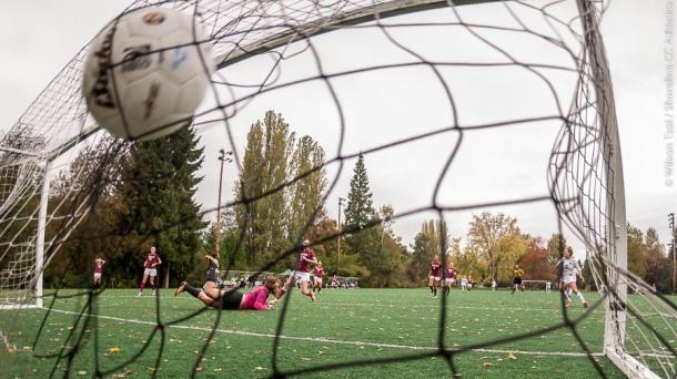 Women's Soccer NWAC First Round N. Idaho @ Shoreline CC