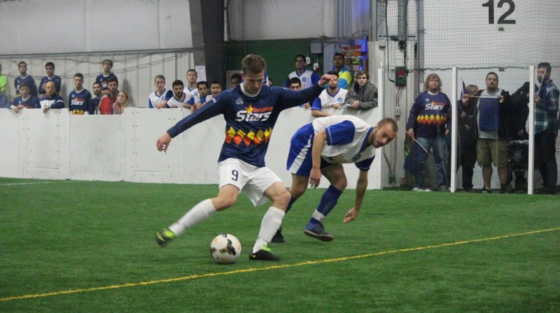 Tacoma Stars forward Derek Johnson scores five, named WISL Player of Week