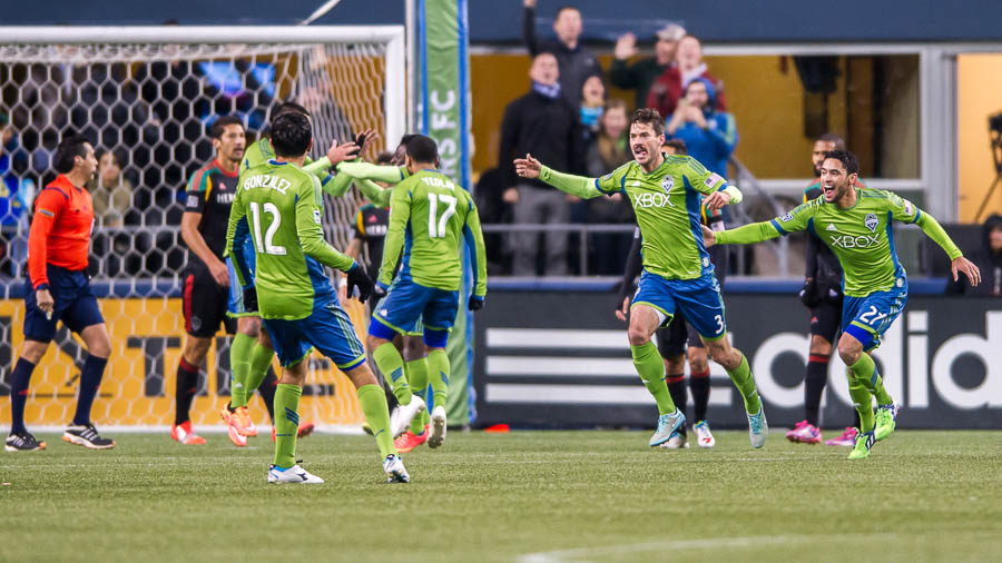 Picture Perfect: Wilson Tsoi shares photos of Sounders exit