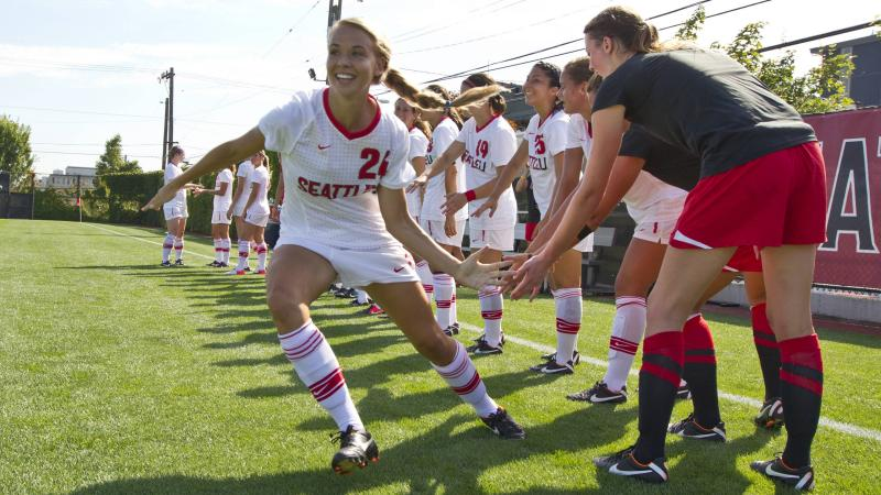 Seattle U's Verdoia nominated as Female Sports Star of Year