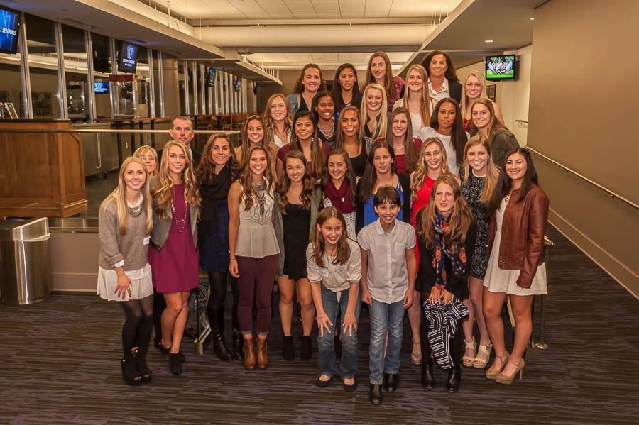 Picture Perfect: Washington Women post-season banquet and seasonrecap