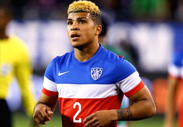 Yedlin is USA Young Athlete of Year; Sounders decline options on eight players