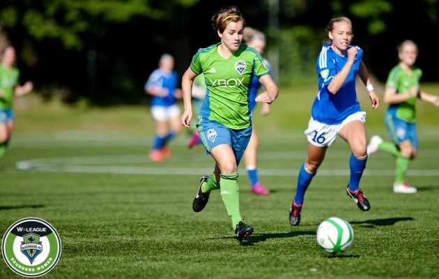 Holland Crook rejoins the Sounders after having played for the W-League side back in 2013. (Club photo)
