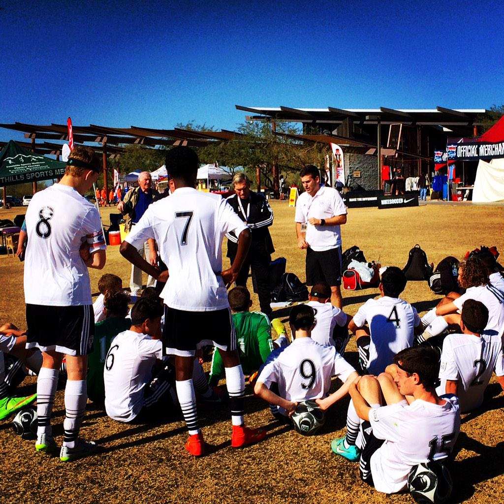 Washington Youth Soccer EPD continues play at the 2015 Region IV ODPChampionships