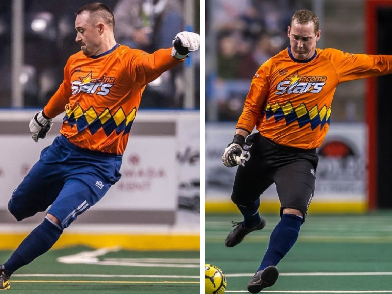 Tacoma goalkeepers Anderson, Kintz share WISL Player of Week honors