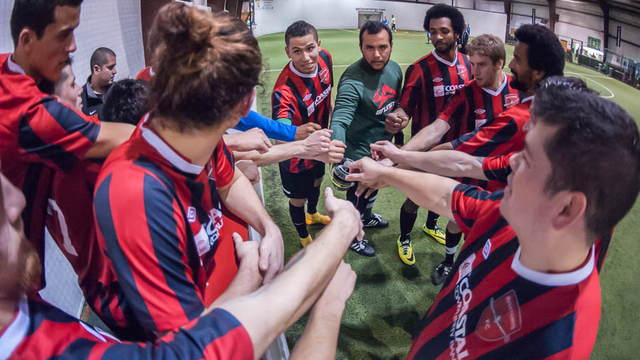 The Arlington Aviators of the WISL are in limbo after their home venue shut down this weekend. (Wilson Tsoi)