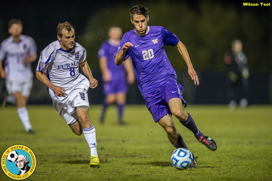 UW's Andy Thoma signs with MLS