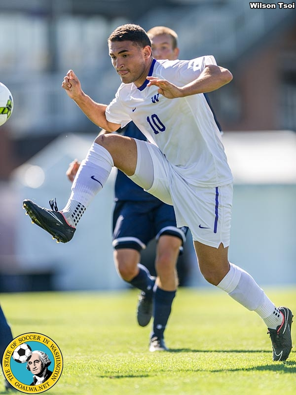 UW star Cristian Roldan among new Sounders draftees