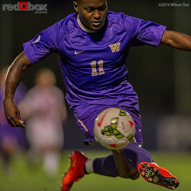 Ranked #4 nationally, the University of Washington men's soccer team opens its 2014 home opener against #22 Seattle University