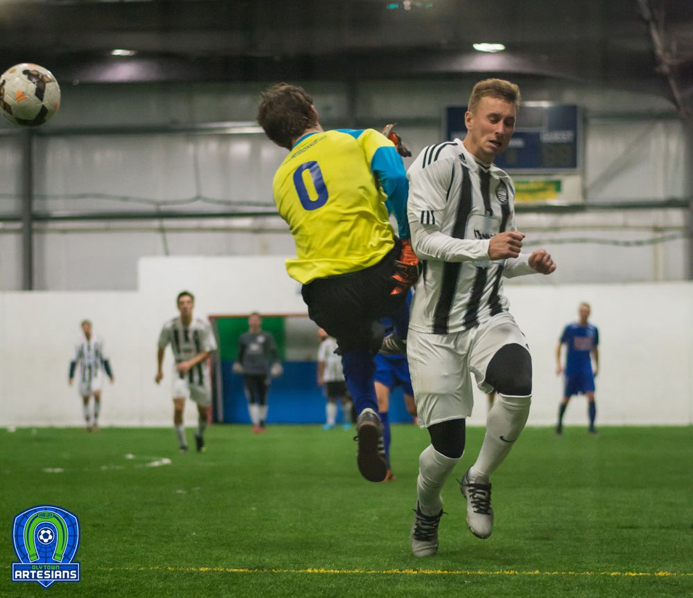 Nick Cashmere's quick adjustments lead to WISL Player of Week honor for Bellingham native